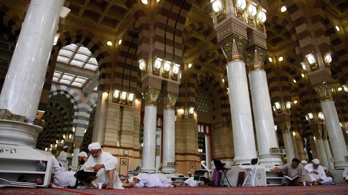 Prophet Mohammed's Mosque
