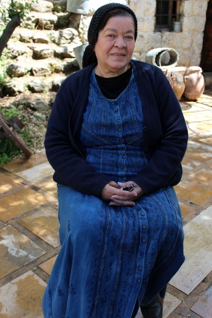 الممثلة ليلى قمري
