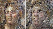 Botched restoration job has 'ruined' Roman-era murals in Turkey