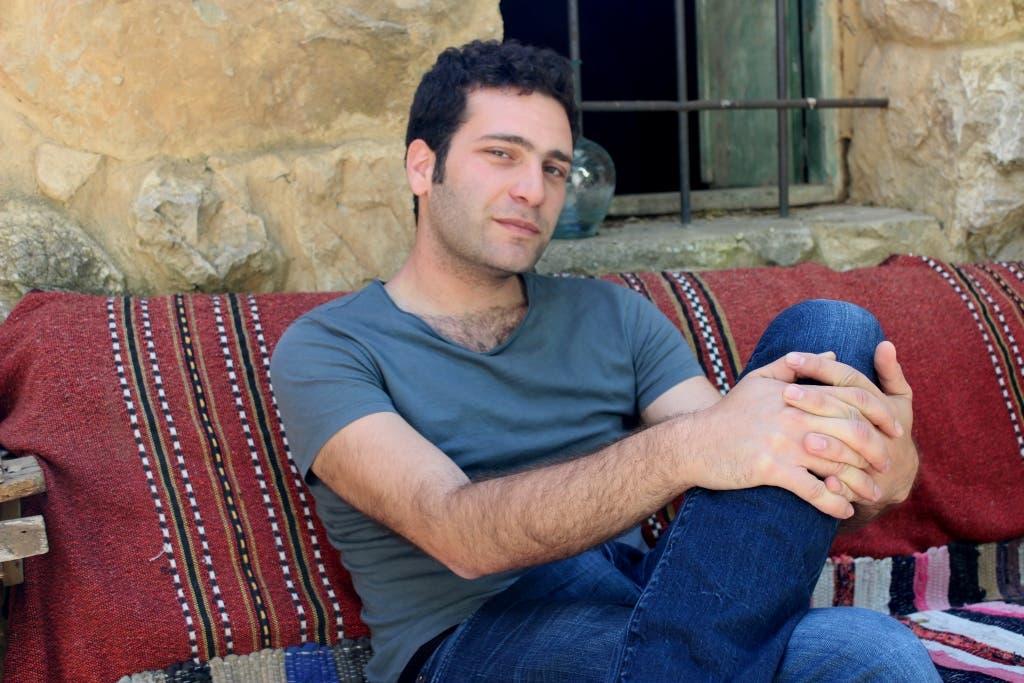 الممثل وسام صليبا