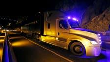 An autonomously driven truck to hit U.S. roads