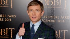 Martin Freeman joins Marvel's 'Captain America: Civil War'