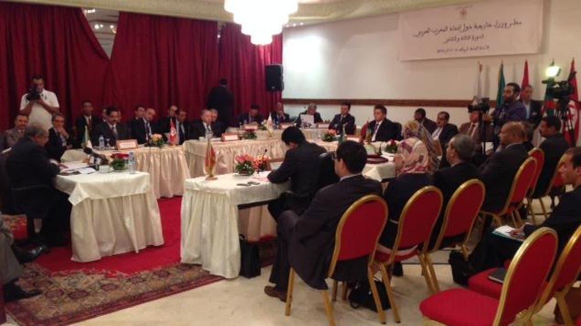 المغرب ليبيا مفاوضات
