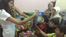 MBC presenter's mission to bring toys to needy Arab kids