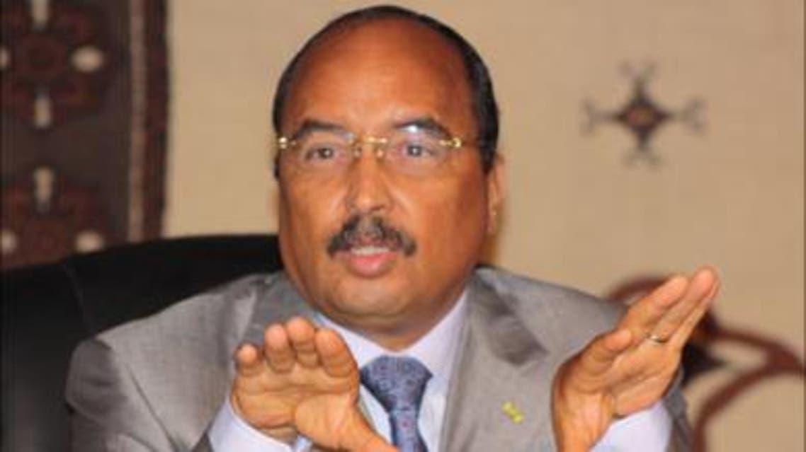 الرئيس الموريتاني محمد ولد عبدالعزيز 3