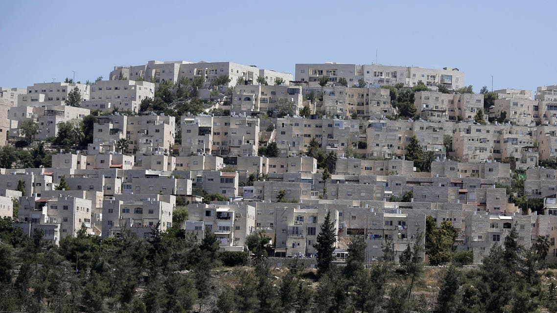 A picture taken on May 6, 2015, shows buildings in Ramat Shlomo, a Jewish settlement in the mainly Palestinian eastern sector of Jerusalem. (File: Reuters)