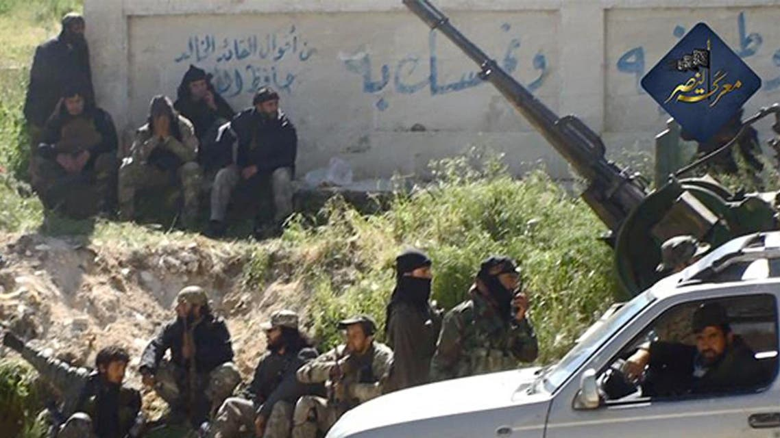 Syrian forces, Hezbollah battle rebels in Qalamun: Monitor (AP)