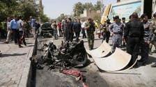 Iraq: Suicide attacks on Shiite mosques kill 22 worshippers