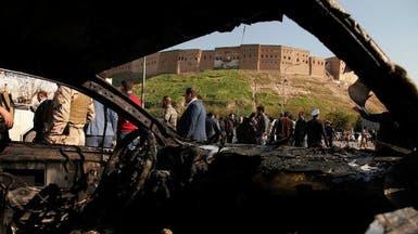 الحرس الثوري الإيراني يقصف مدنيين في كردستان العراق