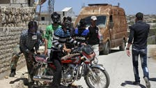 Syrian activists report new chlorine attacks