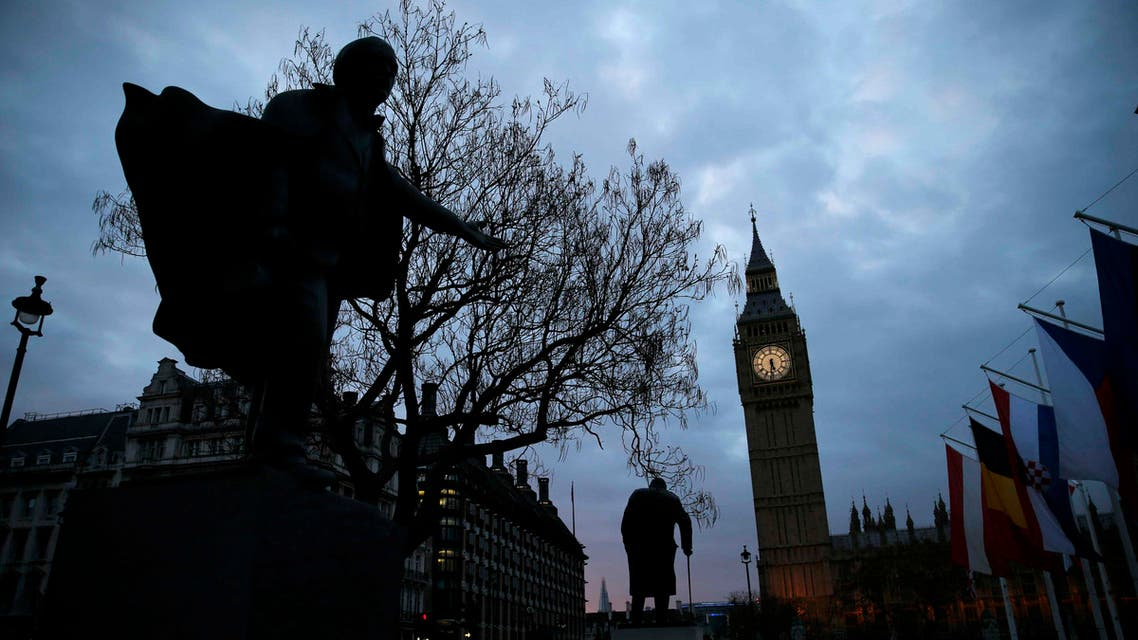 لندن انتخابات بريطانيا