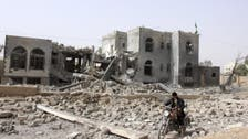 سعودی اتحاد کی حوثیوں کے مضبوط گڑھ صعدہ پر بمباری