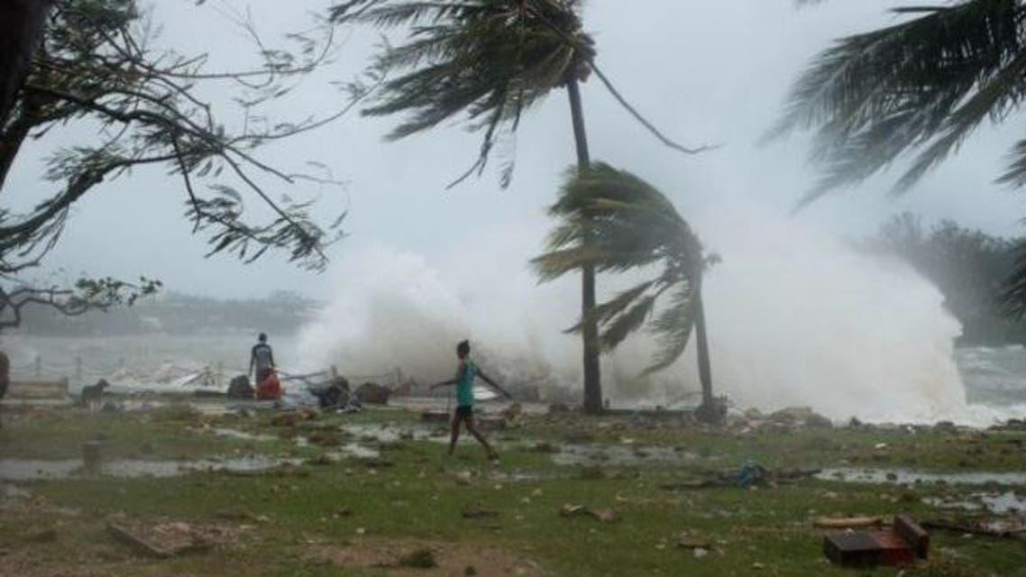 إعصار نول