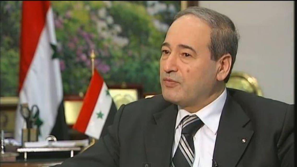 Faisal Mekdad - AFP