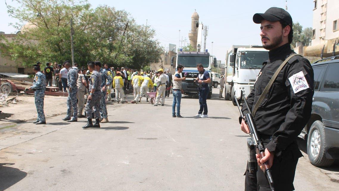 Reuters - Baghdad