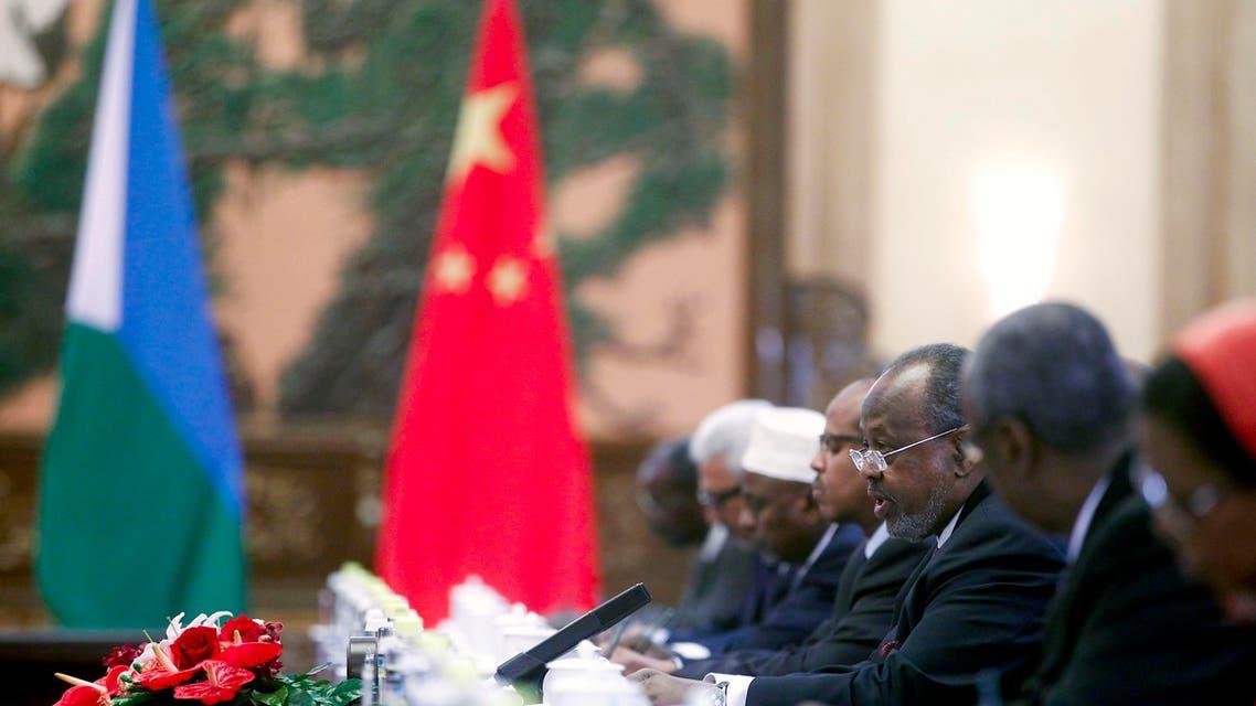 Djibouti-China