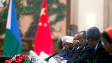 China negotiating Horn of Africa military base: Djibouti
