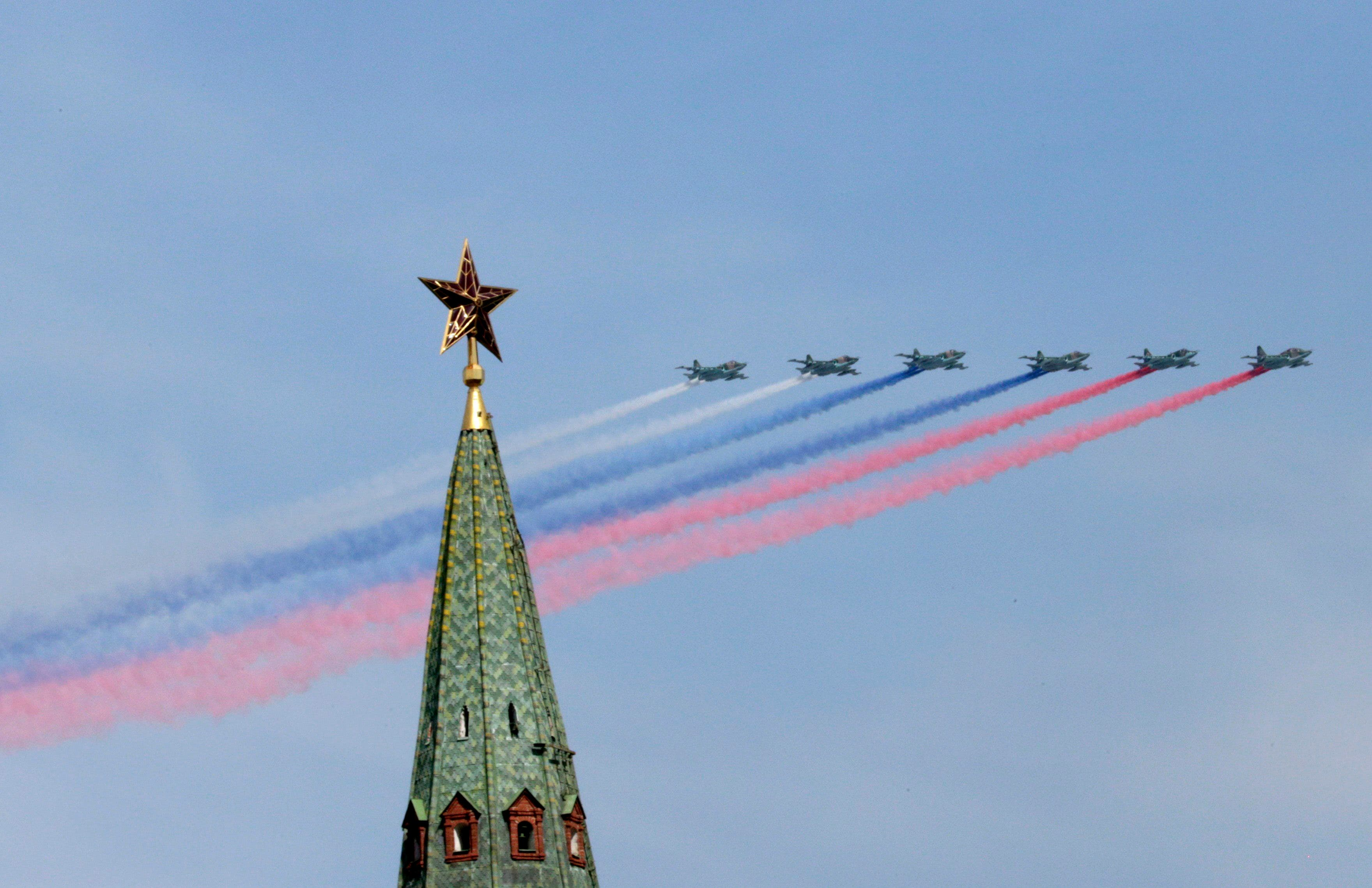 Russia 2 - Reuters