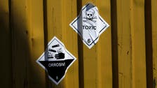 Syria chemical inspectors find sarin traces