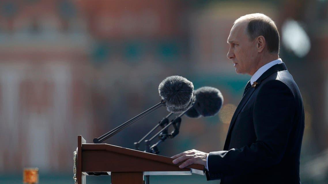 Russia 1 Putin Reuters