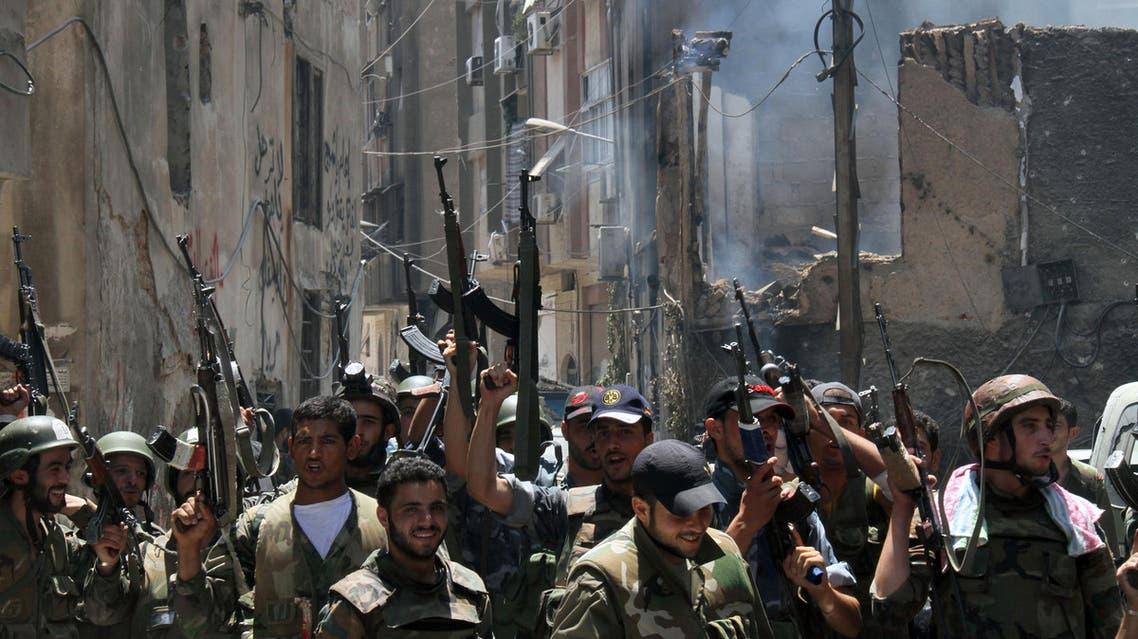 ap syrian army