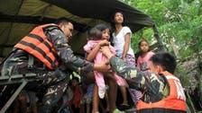 Over 1,000 flee as typhoon threatens northern Philippines