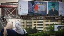 Tehran swaps 'death to America' billboards for classic artworks