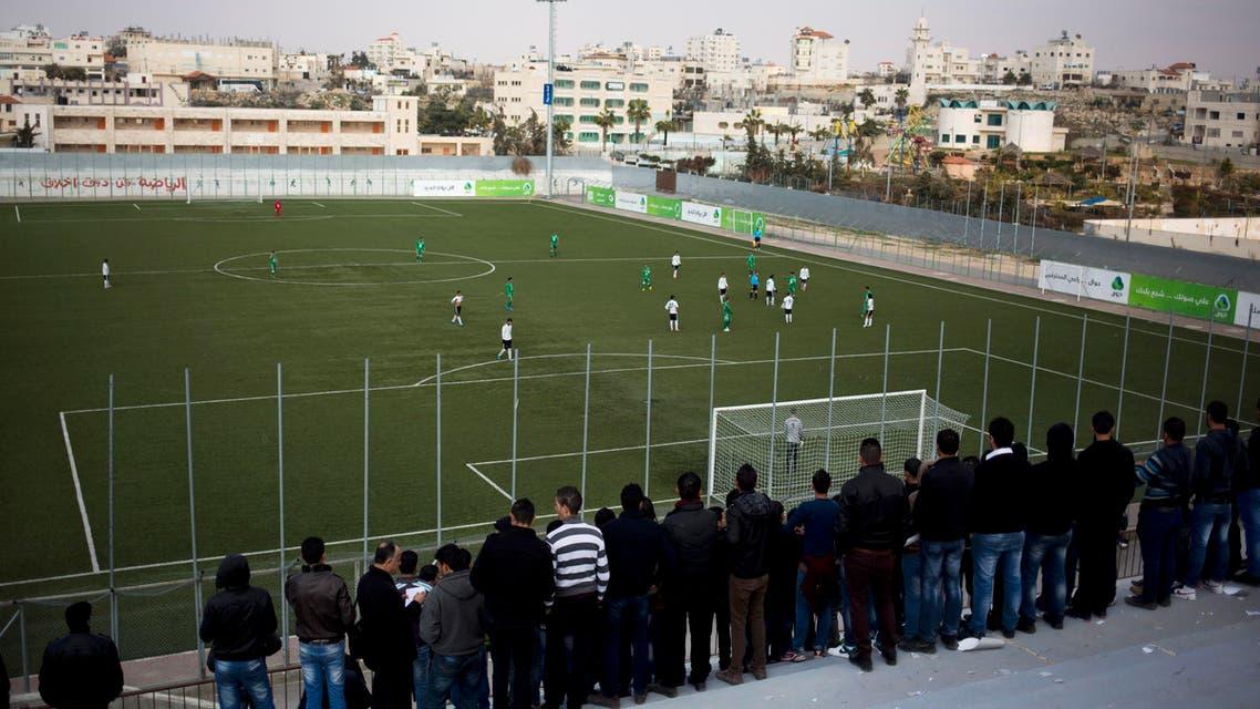 West Bank football AP