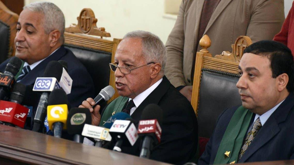 Moataz Khafagy AFP Mutaz islamists brotherhood egypt trial