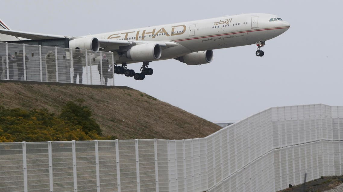 Etihad says it will release further information about the diverted flight soon. (Archive image: AP)