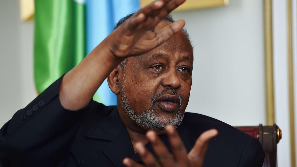 رئيس جيبوتي اسماعيل عمر غيلله