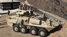 Saudi strike force arrives on Yemen border