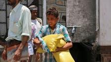 اليمن.. معاناة النازحين تتفاقم جراء نقص المواد الأساسية
