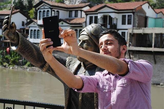 Selfie Turkey