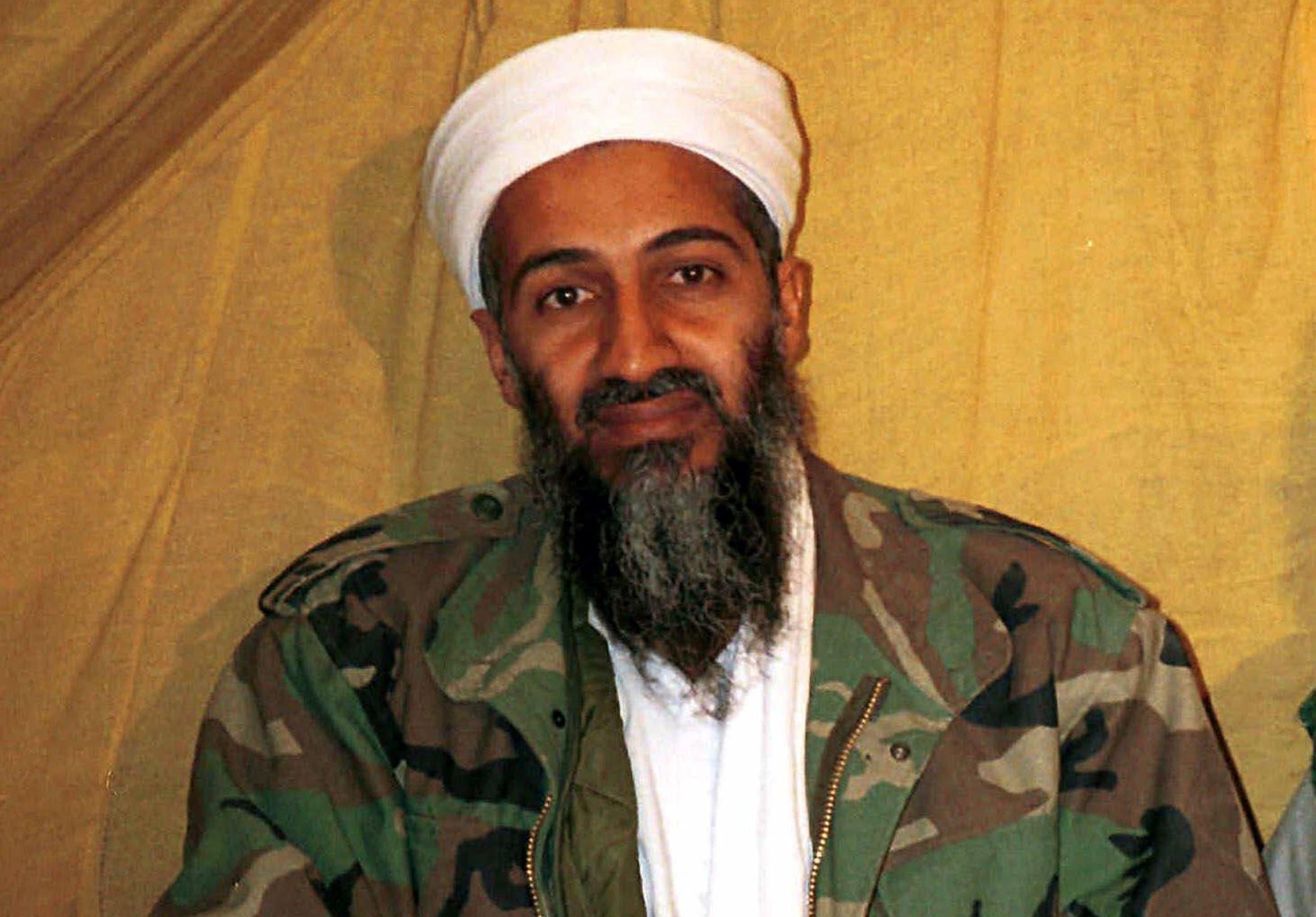 Osama bin Laden AP