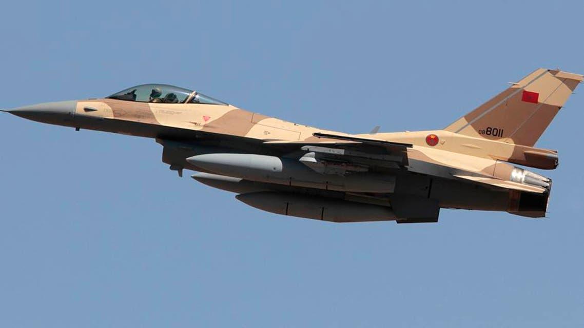 F16 morocco