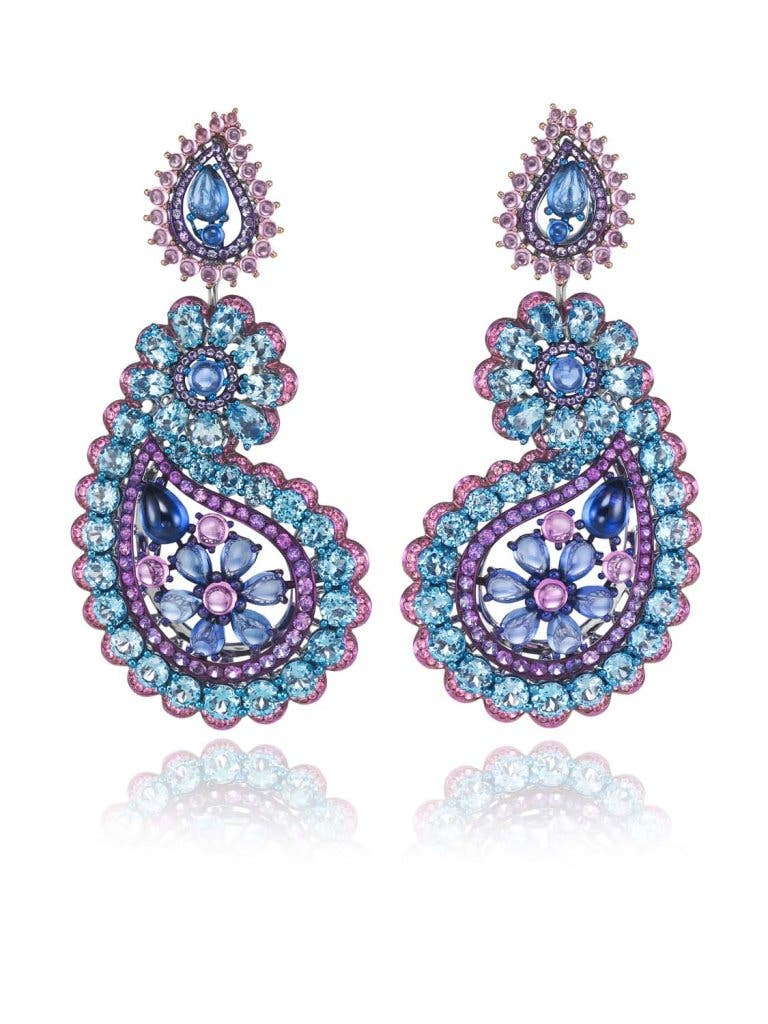 Red Carpet earrings
