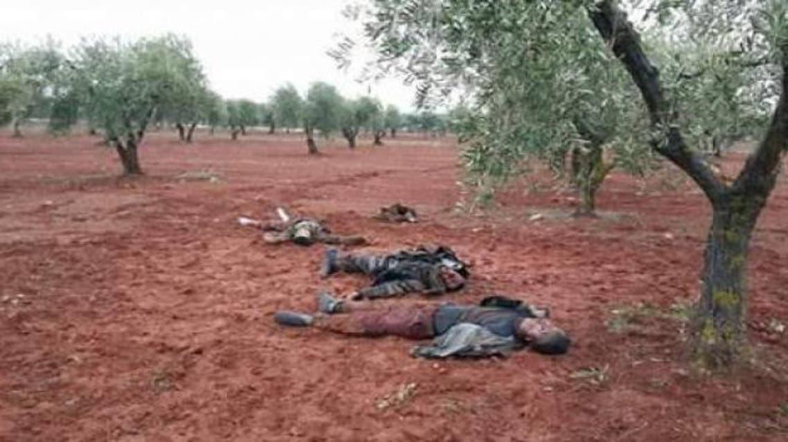 قتلى النظام في حلب