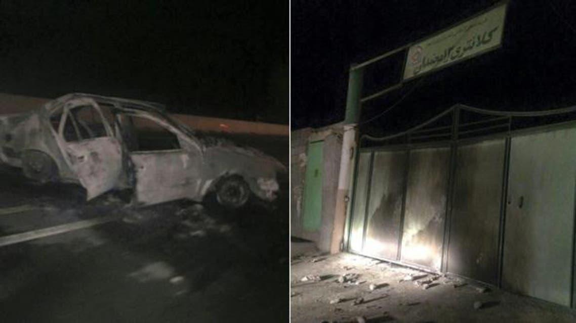 بعد مهاباد.. قتيلان واحتجاجات في بلوشستان الايرانية