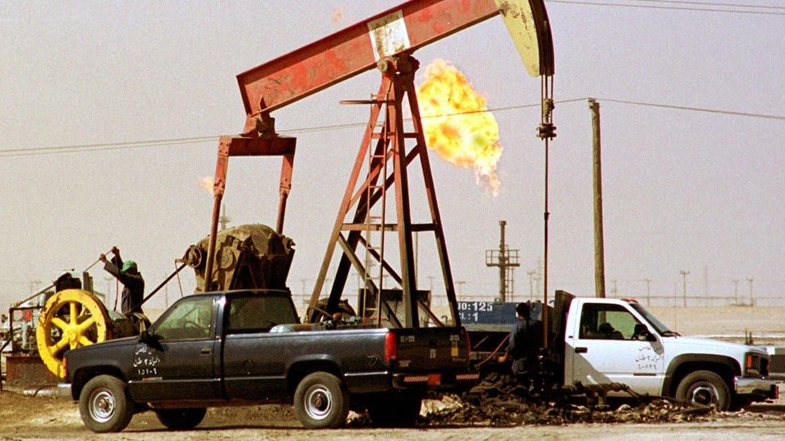 Wafrah oilfield