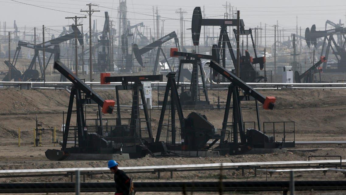 oil field AP