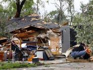 إنقاذ 7 آلاف شخص من الفيضانات في لويزيانا