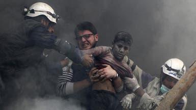 سوريا.. براميل الأسد تقتل 43 شخصا بينهم أطفال