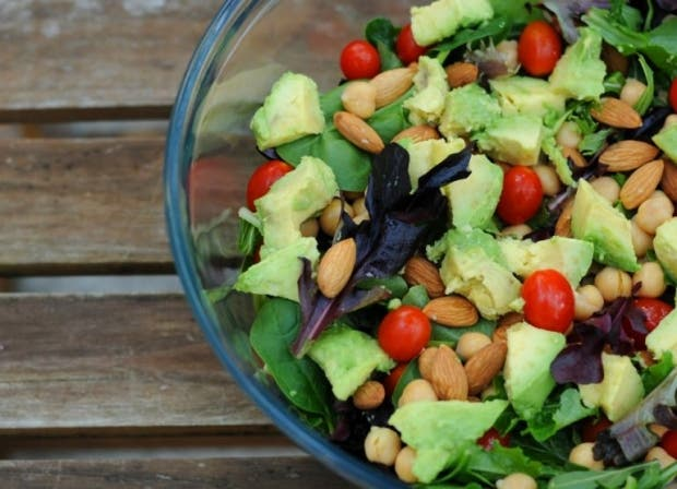 The Mediterranean diet emphasises fresh fruits and vegetables, whole grains, beans, nuts. (AFP)