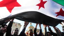 Syria opposition squabbles over 'revolutionary' flag