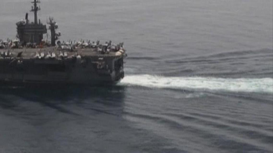 THUMBNAIL_ أميركا تطلب تغيير مسار سفينة إيرانية تبحر صوب اليمن