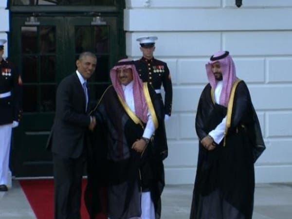 أوباما يستقبل وفود دول مجلس التعاون في البيت الأبيض
