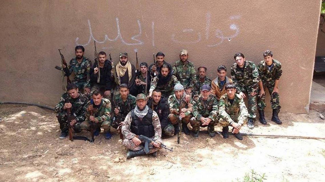 انضمام ميليشيات أجنبية إلى بشار الأسد