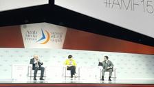 Iran deal, good or bad? Journalists debate at Arab Media Forum