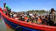 34 Rohingya women, children found stranded on Malaysia beach